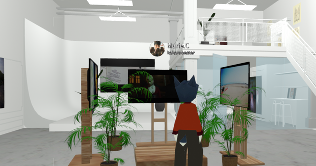 Virtual Exhibition view_01