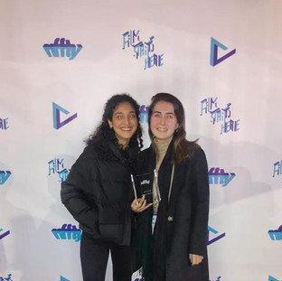 Audience Award at NFFTY