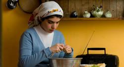Meryem in the Kitchen