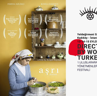Aşrı Directed by Women Turkey Kadın Yön