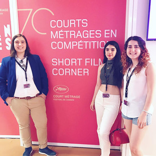 """Aşrı"" at Cannes Short Film Corner"
