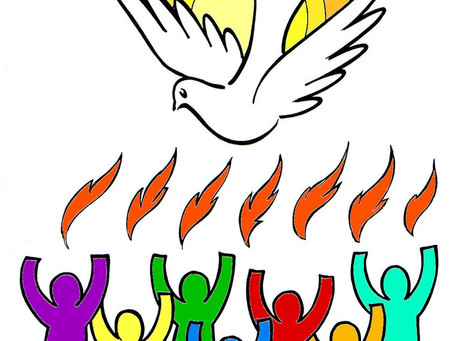 Fire and the Spirit: A Pentecost Reflection