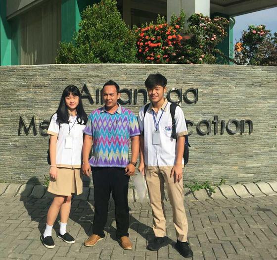 """Dijuluki """"Dream Team"""", Tim Olimpiade Matematika SMA CHIS Mengantongi Harapan Bali"""