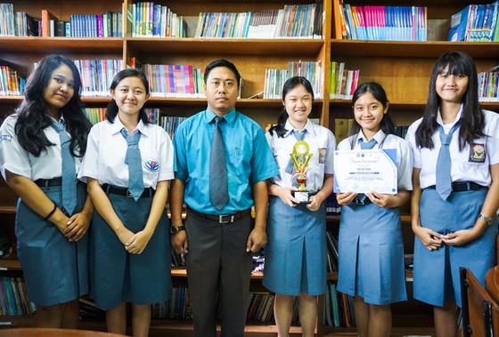 Juara Favorit, CHIS News Kian Berjaya!