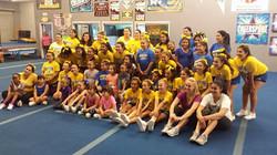 Cheer Clinics