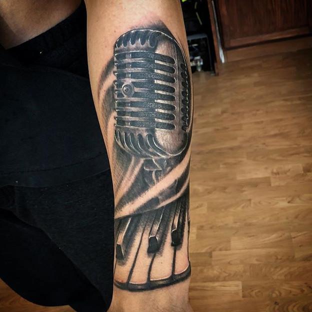 Adding onto Brayden's musical sleeve. Mo
