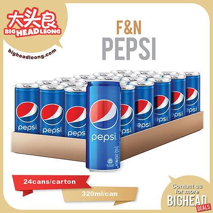 F&N Pepsi/ 24 x 320ml