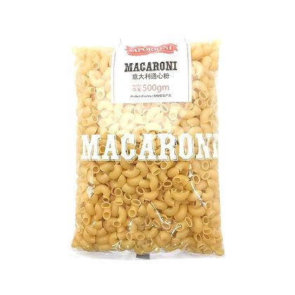 Saporrini Macaroni/ 500g