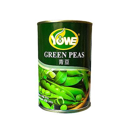 Yowe Green Peas/ 400g