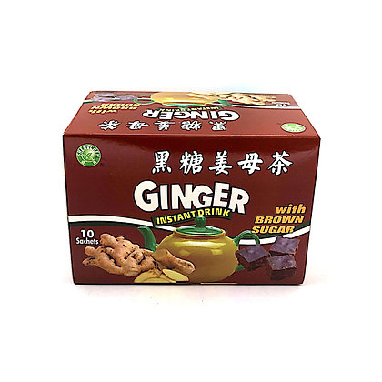 Shengchen Ginger Instant Drink with Brown Sugar/ 10s
