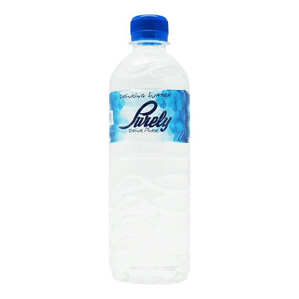Purely Drinking Water/ 500ml/ 24s