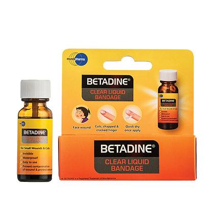 Betadine Clear Liquid Bandage/ 8g