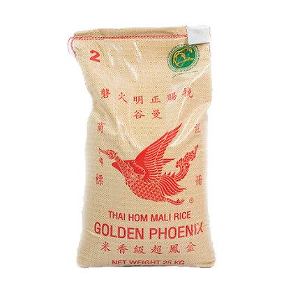 Golden Phoenix Rice/ 25kg