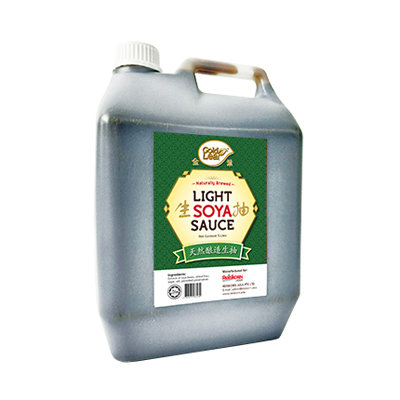 Gold Leaf Light Soy Sauce/ 5ltr