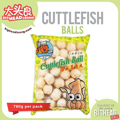 Seawaves Cuttlefish Ball/ 780g