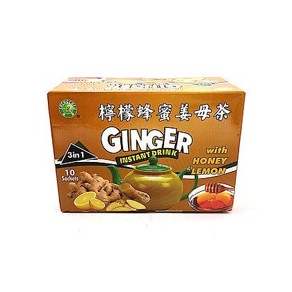 Shengchen Ginger Instant Drink with Honey & Lemon (3 in 1)/ 10s