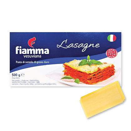 Fiamma Lasagne Sheets/ 500g