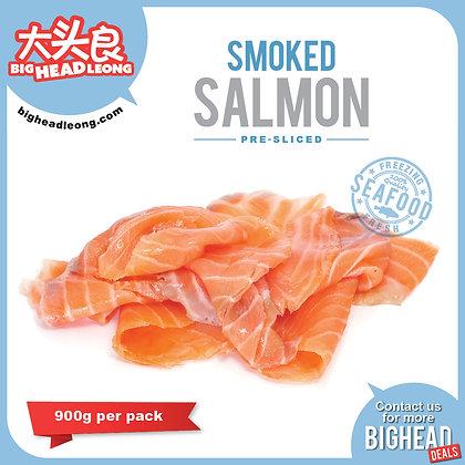 Smoked Salmon (Pre Sliced)/ 900g