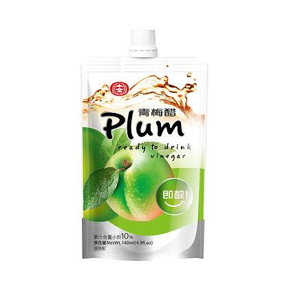 Shih-Chuan Fruit Vinegar/ Plum Flavour/ 6x140ml