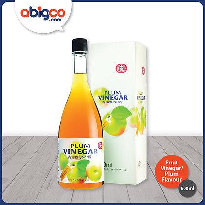 Shih Chuan Fruit Vinegar (Concentrated)/ Plum Flavour/ 600ml