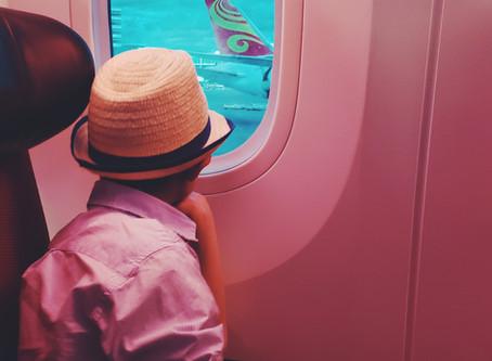Flying Virgin Atlantic, a love story