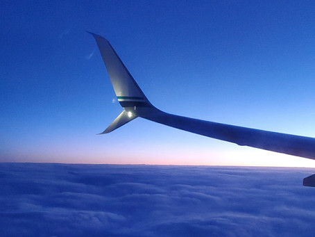 """It's not just """"Jet Lag"""": How to Not Feel Like Garbage at the End of a Long Haul Flight"""