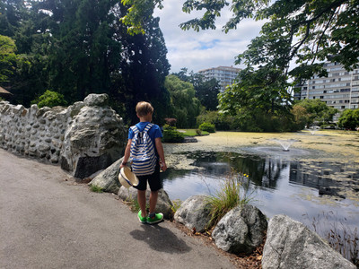 Visiting Victoria B.C with Kids