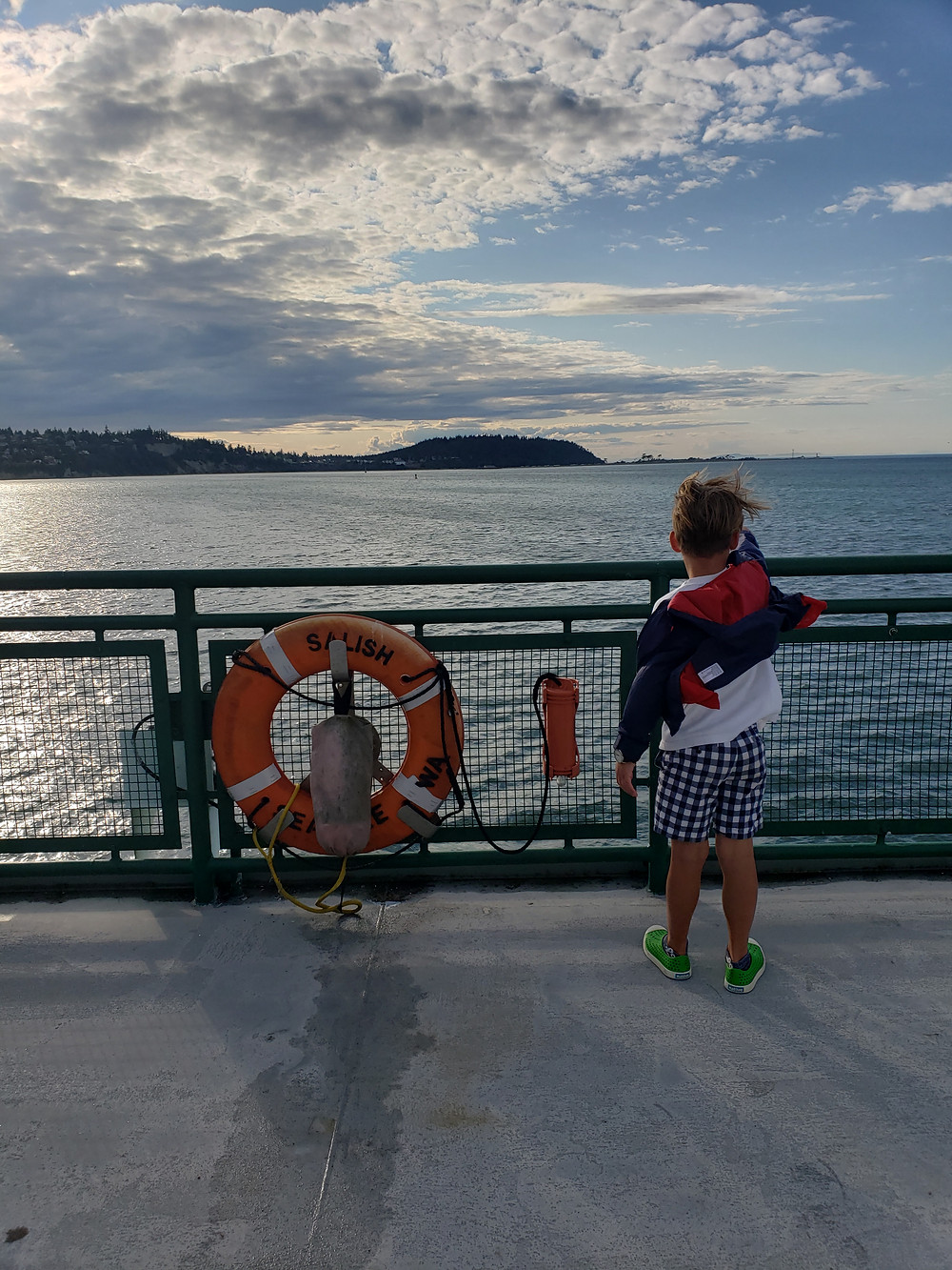 Traveling to Victoria B.C with Kids