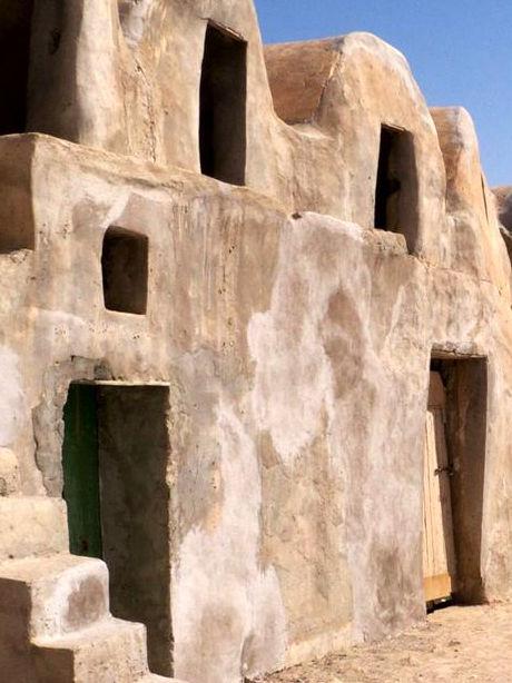 De Djerba au Ksar Hadada