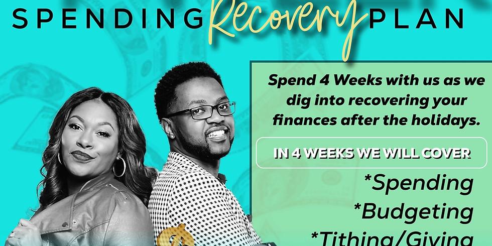 4-Week Spending Recovery