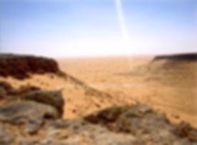 Méharée à Tembaine, dans le désert Tunisien. jpg