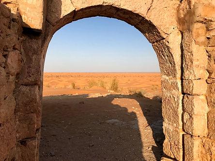 Djerba nuit dans le désert à Ksar Ghilane Tunisie