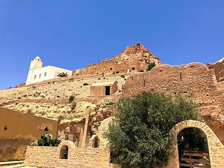 Trek à Douiret de Gabes Tunisie