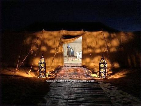 Noel dans le désert Tunisien au départ de Djerba