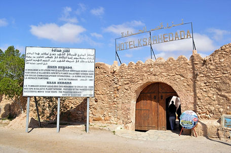 De Zarzis le Ksar Hadada, Circuit Star Wars Tunisie.