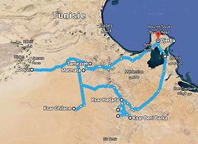 Carte du circuit du Festival du Sahara de Douz 2019.jpg