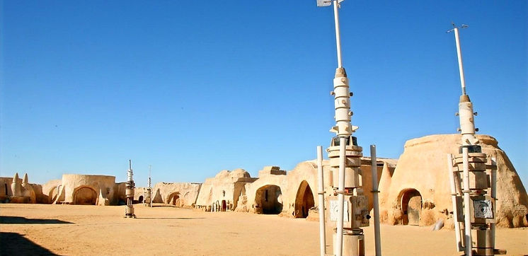 Tozeur excursion Star Wars à Mos Espa Tunisie