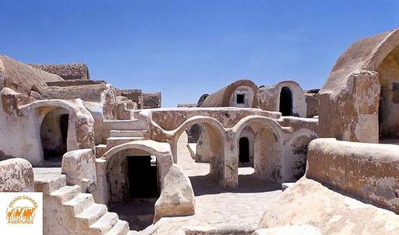 Djerba Star Wars Tunisie, Ksar Hadada