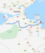 Zarzis- Circuit en 4X4 dans le désert.Map. jpg.JPG