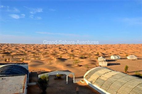 Le campement saharien de Zmela. jpg