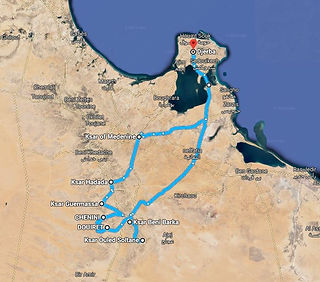 Carte de l'excursion Tataouine Tunisie.jpg