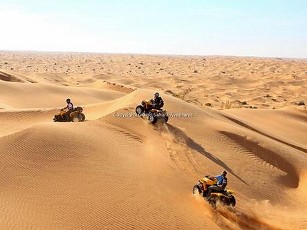 Gabes excursion Quad dans le désert à Douz.