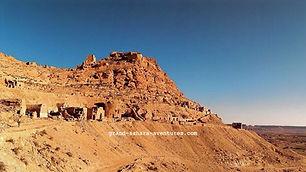 De Zarzis à Douiret trek dans le djebel Dahar