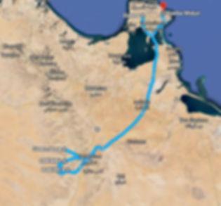 Excursion Trek a tataouine depuis Djerba Tunisie, rand-Sahara-Aventures.jpg