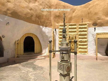 De Gabes Star Wars Matmata Tunisie.