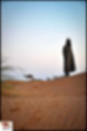 Le bédouin dans le désert tunisien.jpg