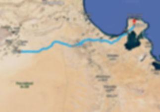 Carte excursion dans le Désert a Douz- Grand-Sahara-Aventures.JPG
