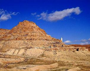 De Djerba, Trek à Douiret et Ksar Ghilane