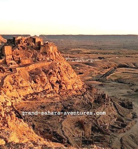 Village de Douiret. Tunisie.