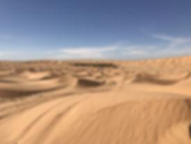 Circuit 4X4 désert tunisien, lac Houidath Erreched. jpg